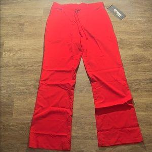 👩🏻🔬Grey's Anatomy Tie Front Scrub Pant M Tall